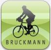 Bruckmann Radführer Deutschland