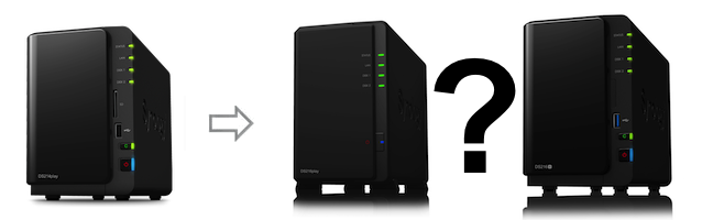 Synology Nachfolger DS214play DS216play DS216+
