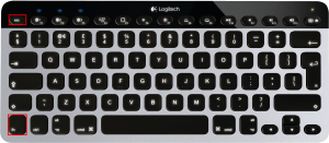 Tastatur iOS verriegeln